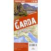 Garda-tó trekking térkép - Terra Quest