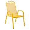 Gardenwell Melfi fém kerti szék