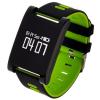 GARETT Smartwatch ; Zegarek Sportowy Garett Sport 7 Czarno - Zielony