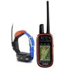 Garmin Alpha 100 + T5 (mini) + EU TOPO VHF kutya GPS nyomkövető