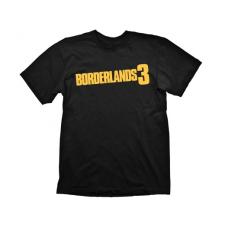 """Gaya Borderlands 3 """"Logo"""" Póló fekete, M GE6470M férfi póló"""