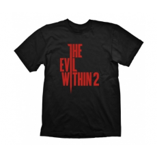 "Gaya The Evil Within 2 Póló ""Vertical Logo"", L"