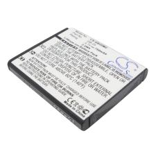 GB-20 Akkumulátor 750 mAh digitális fényképező akkumulátor