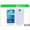 Gecko Samsung i9500 Galaxy S4 hátlap képernyővédő fóliával - Gecko Ultra Slim - white