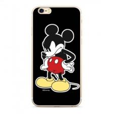 Gegeszoft Disney szilikon tok - Mickey 011 Samsung A526 Galaxy A52 5G (2020) fekete (DPCMIC7952) tok és táska
