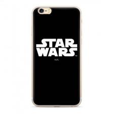 Gegeszoft Star Wars szilikon tok - Star Wars 001 Samsung G998 Galaxy S21 Ultra (2021) fekete (SWPCSW185) tok és táska