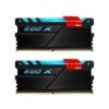 Geil DDR4 16GB 2666MHz GeIL EVO X RGB Led CL16 KIT2 (GEXB416GB2666C16ADC)