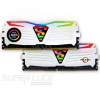 Geil DDR4 16GB 3200MHz GeIL Super Luce White RGB Sync CL16 KIT2 (GLWS416GB3200C16ADC)