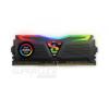 Geil DDR4 8GB 3200MHz GeIL Super Luce Black RGB Sync CL16 (GLS48GB3200C16ASC)