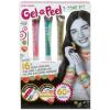 Gel-a-peel: 3 darabos szett - dupla színű