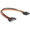 Gembird Cableexpert Gembird SATA hosszabbító 0,3 m