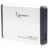 """Gembird EE2-U3S-2 USB 3.0 2.5"""" enclosure ezüst"""