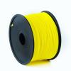Gembird Filament Gembird PLA Yellow ; 1;75mm ; 1kg