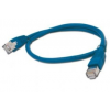Gembird FTP kat.5e RJ45 patch kábel  2m  kék