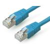 Gembird FTP kat.6 RJ45 patch kábel  1m  kék