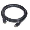 Gembird HDMI V1.4 apa-apa kábel aranyozott csatlakozóval 10m, bulk csomagolás