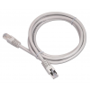 Gembird patchcord RJ45, cat. 6, FTP, LSZH jacket, CU, 2m, gray