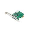 Gembird USB 3.0 PCI-E vezérlő