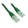 Gembird UTP kat.5e RJ45 patch kábel  2m  zöld
