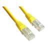 Gembird UTP kat.5e RJ45 patch kábel   5m  sárga