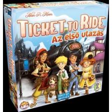 Gémklub Ticket to Ride - Az első utazás társasjáték