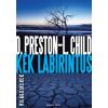 General Press Kiadó Lincoln Child - Douglas Preston: Kék labirintus