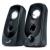 Genius 2.0 Hangszóró SP-U150 Fekete, USB, Csomagolás sérült