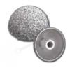 GENIUS TOOLS Levegős gumi csiszológép-hez speciális belsőmenetes fém marófej -Genius (052636)