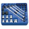 Genius Tools torx készlet E+T típusú 24 db-os