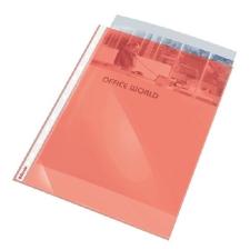 Genotherm A/4 lefűzhető színes 55mn piros naptár, kalendárium