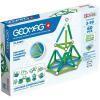 Geomagworld Geomag: Classic Green Line mágneses építőjáték - 60 darabos