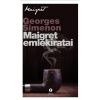 Georges Simenon SIMENON, GEORGES - MAIGRET EMLÉKIRATAI