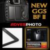 GGS LCD védő Nikon D800/D800E