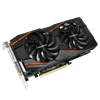 Gigabyte AMD Radeon RX 570 GAMING 4G VGA (PCIe 3.0, 4 GB DDR5, 256 bit, DVI+HDMI+3xDP, Windforce 2X hűtő)
