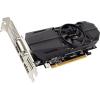 Gigabyte GeForce GTX 1050 Ti OC 4GB GDDR5 128bit low profile grafikus kártya