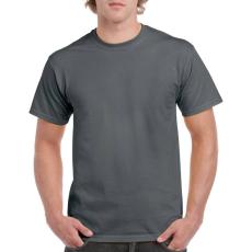 GILDAN 5000 kereknyakú póló charcoal színben