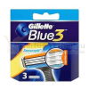 Gillette Blue3 Borotvapenge 3 db