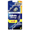 Gillette borotva gyors Blue3 6 + 2 db