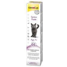 GimCat 50g GimCat Senior paszta macskáknak macskaeledel
