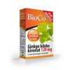 Ginkgo BioCo Ginkgo Biloba Kivonat 120 mg Megapack tabletta 90 db