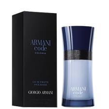 Giorgio Armani Code Colonia EDT 50 ml parfüm és kölni