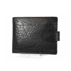 Giorgio Carelli fekete, patentos nyelves bőr pénztárca 557797