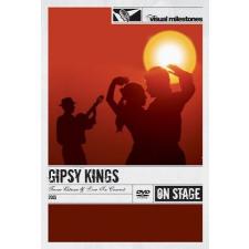 GIPSY KINGS - Tierra Gitana & Live In Concert DVD zene és musical