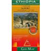 Gizi Map Etiópia térkép - Gizimap
