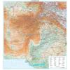 Gizimap Afganisztán térkép, Kabul + 5 várostérkép