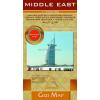 Gizimap Közel-Kelet (politikai térkép)
