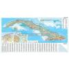 Gizimap Kuba térkép