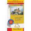 Gizimap Macedónia autótérképe