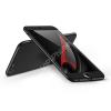 GKK Apple iPhone 6/6S hátlap - GKK 360 Full Protection 3in1 - fekete