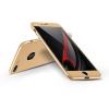 GKK Apple iPhone 7 hátlap - GKK 360 Full Protection 3in1 - Logo - arany